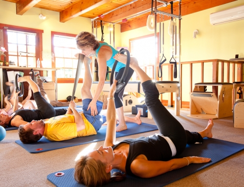 Ojai Pilates Will Work You Out!