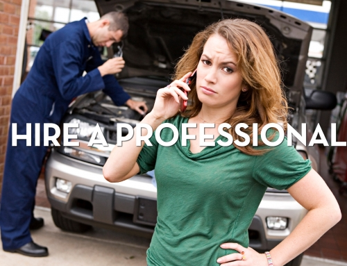 Top 10 reasons to hire professionals