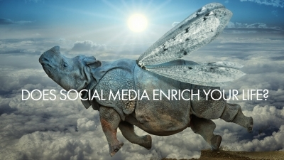 Does Social Media Enrich Your Life?